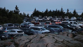 national park overcrowding