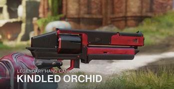 'Destiny 2' Kindled Orchid