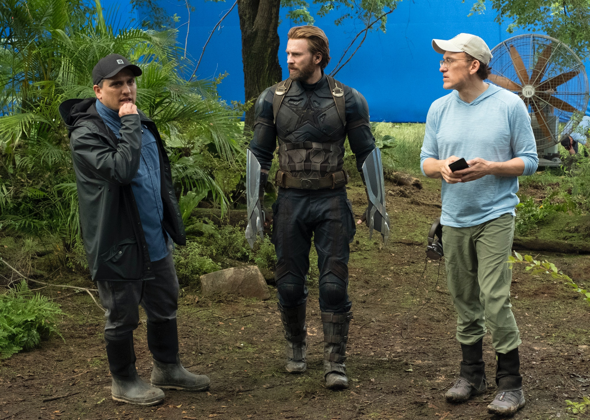 Avengers Infinity War Russo Brothers