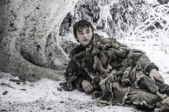 Isaac Hempstead Wright on HBO's 'Game of Thrones'