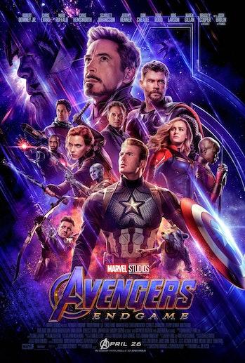 Marvel Avengers Endgame