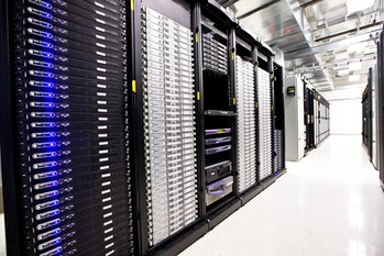 Data storage center energy consumption green electricity alternatives