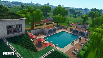 LazyLinks looks like a dope luxury golf course in 'Fortnite: Battle Royale' Season 5. Do they require membership?