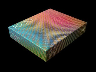 Clemens Habicht's 1000 Vibrating Color Puzzle