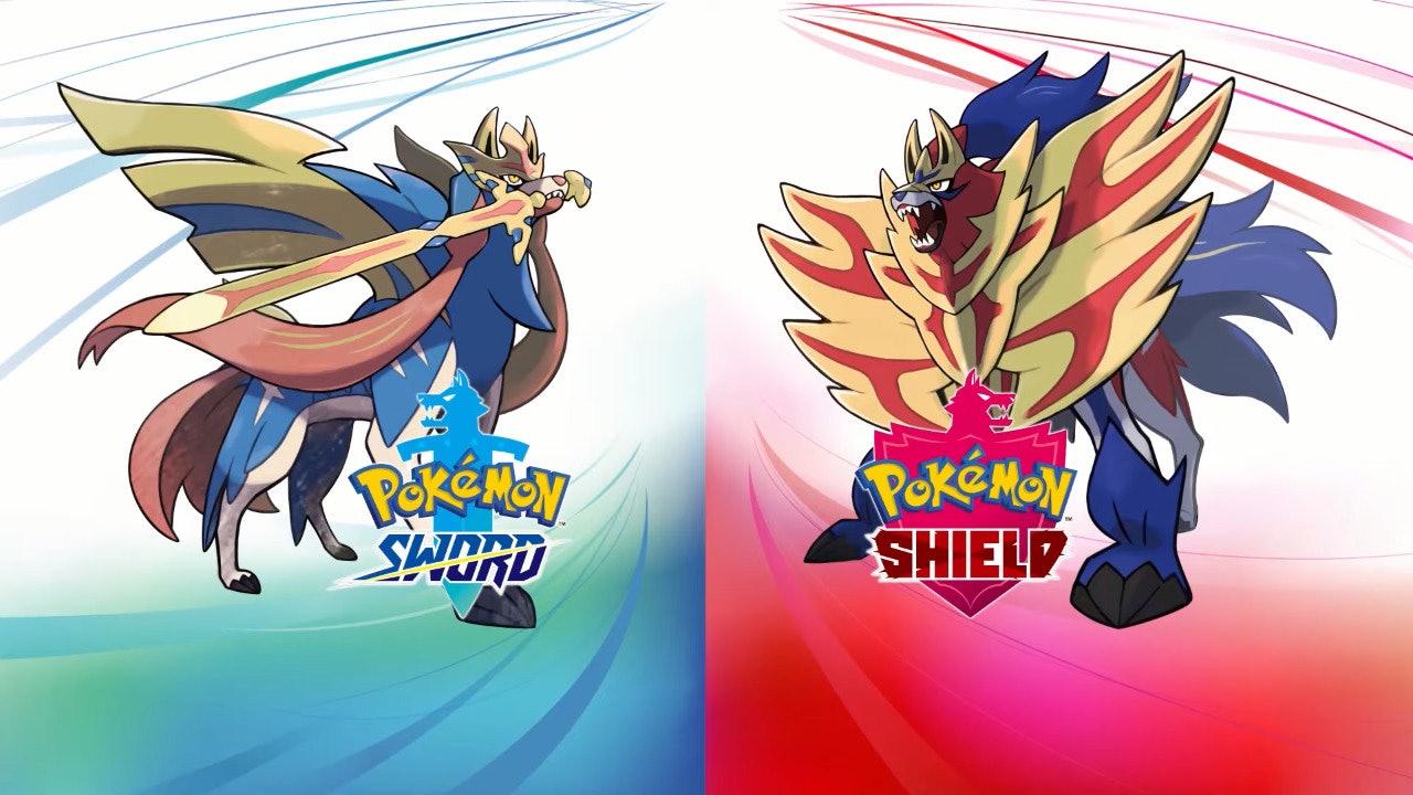 pokemon sword and shield legendaries