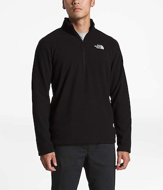 The North Face Men's TKA 100 Glacier Quarter Zip
