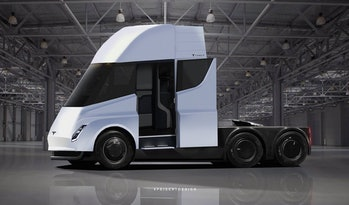 The Tesla Semi.