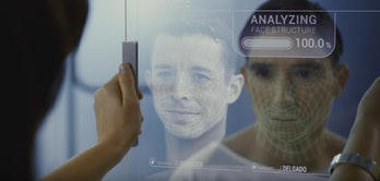 Face replacement technology in 'Incorporated'