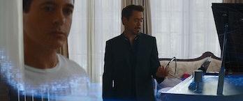 Avengers Endgame Tony Stark BARF