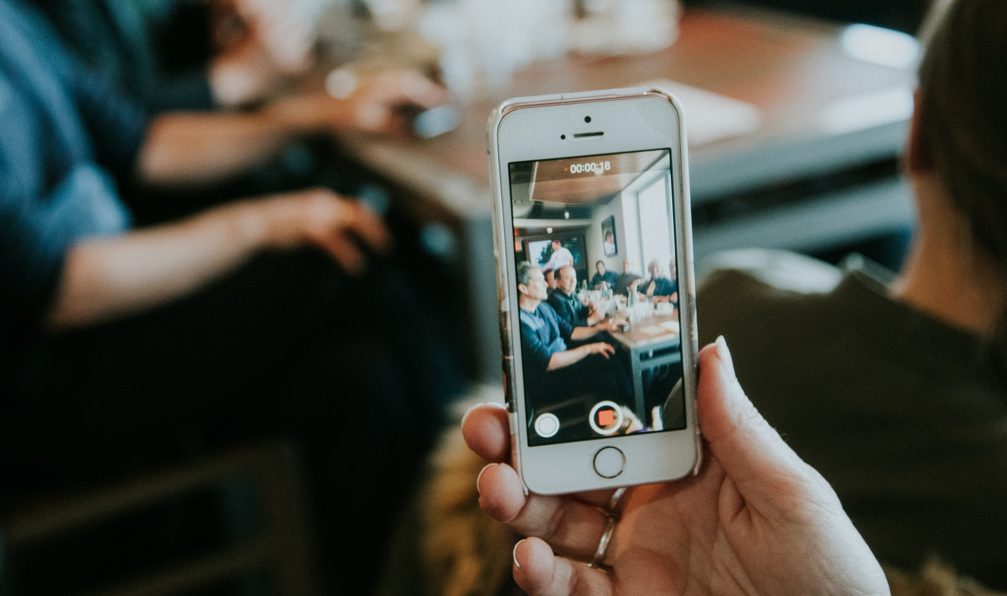 Group FaceTime may not work on your phone.