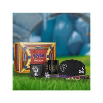 Spyro the Dragon Big Box Merchandise Crate