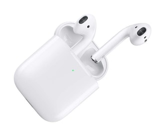 Apple AirPods with Wireless Charging Case (Latest Model)