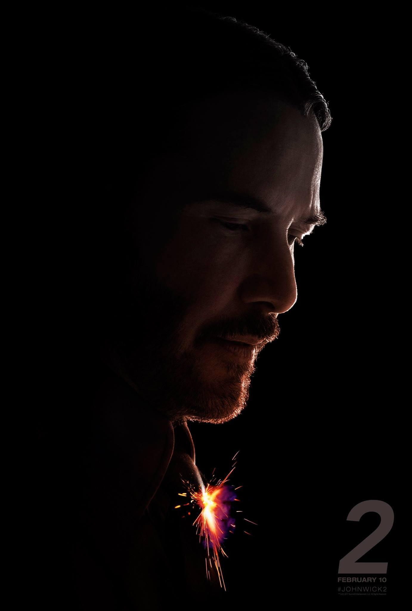 'John Wick: Chapter 2' poster.