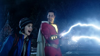 Shazam Movie Interview