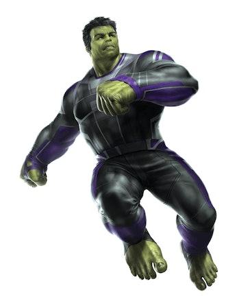 The Hulk Avengers 4