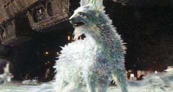 Cute creatures abound in 'The Last Jedi'.