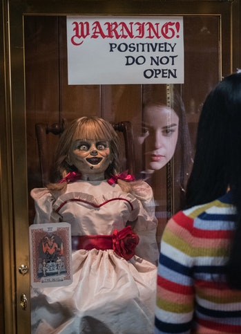 Annabelle Comes Home Ending Explained