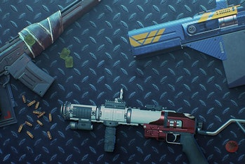 'Destiny 2' Season 5 Pinnacle Weapons