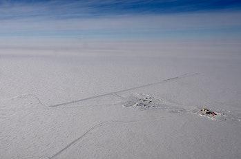 Concordia research base