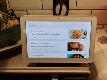 google home hub smart home