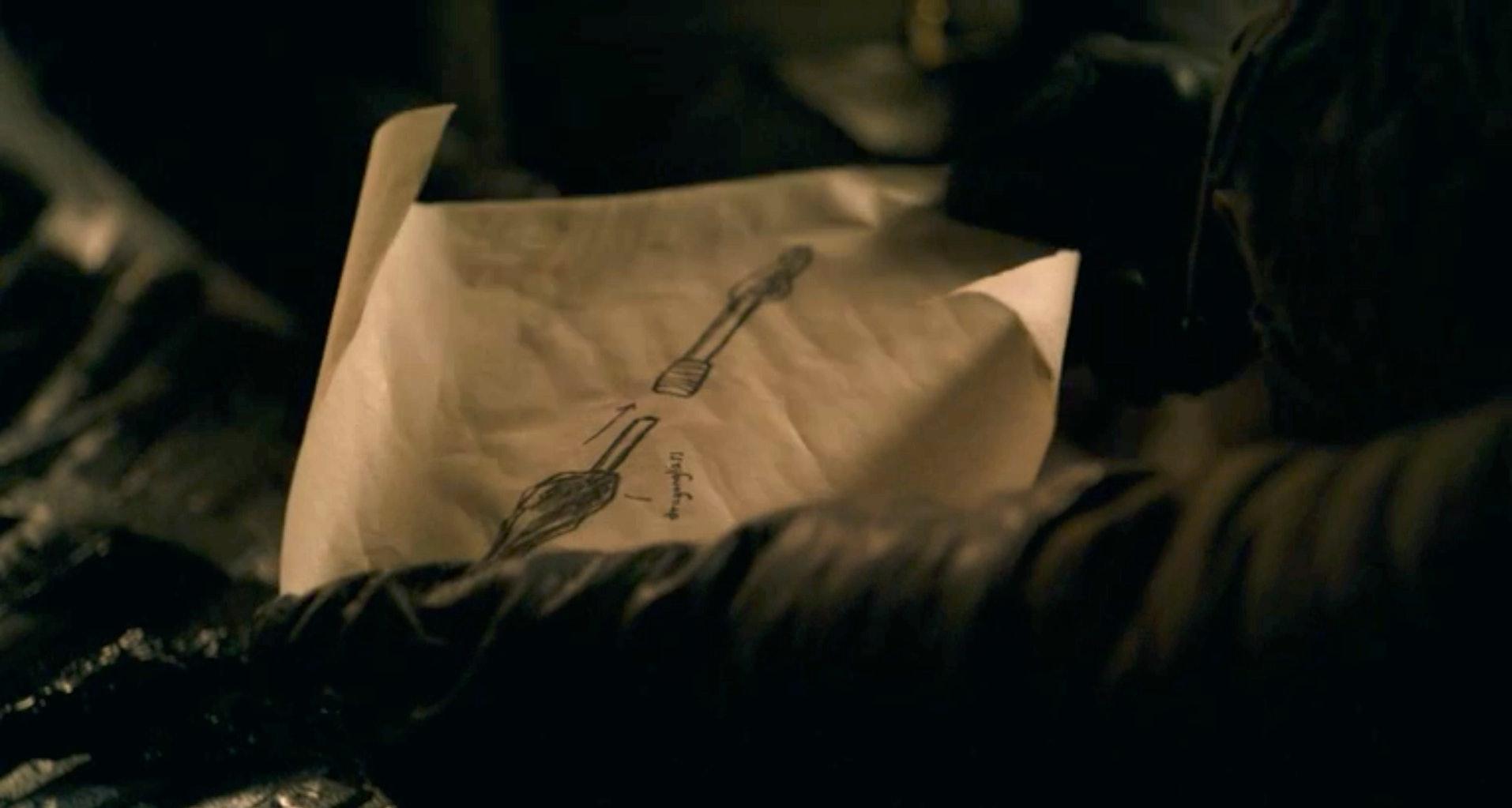 Arya Stark Game of Thrones New Weapon