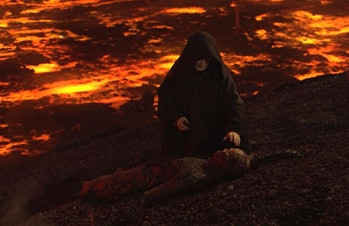 revenge of the sith mustafar
