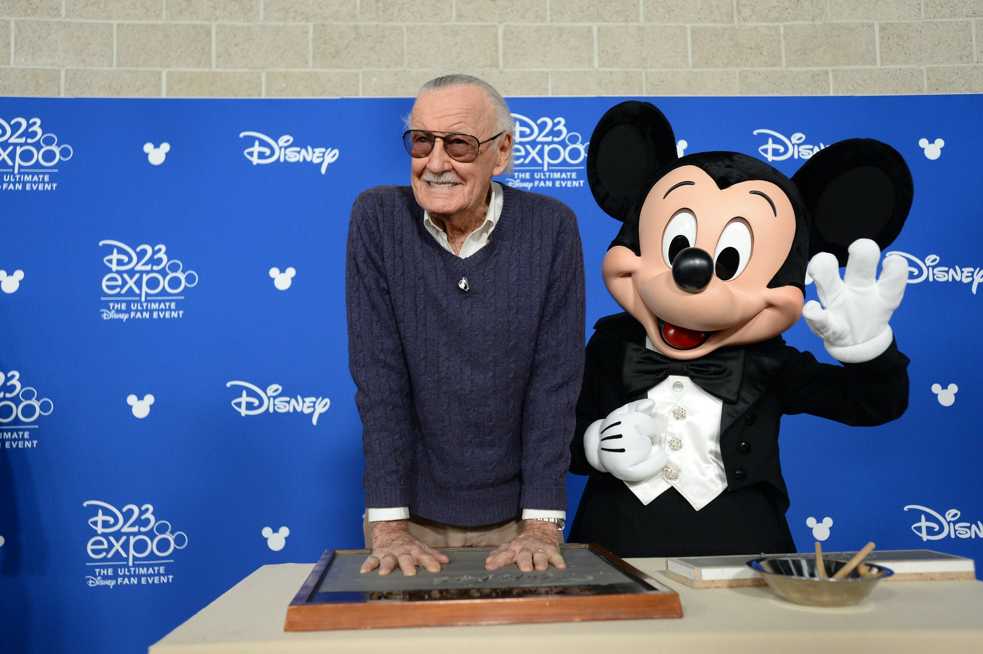 147118_AP2_5133 Stan Lee Disney Marvel
