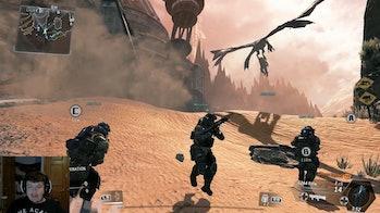 titanfall flyer grunt