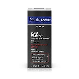 Neutrogena Age Fighter Daily Oil Free Moisturizer with SPF