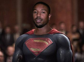 Michael B. Jordan as Superman
