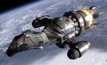 The Serenity from 'Firefly'