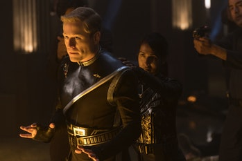 The Terran versions of Stamets and Landry in 'Star Trek: Discovery'