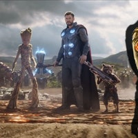 'Infinity War' Directors Reveal the Answer to a Teeny Tiny Plot Hole