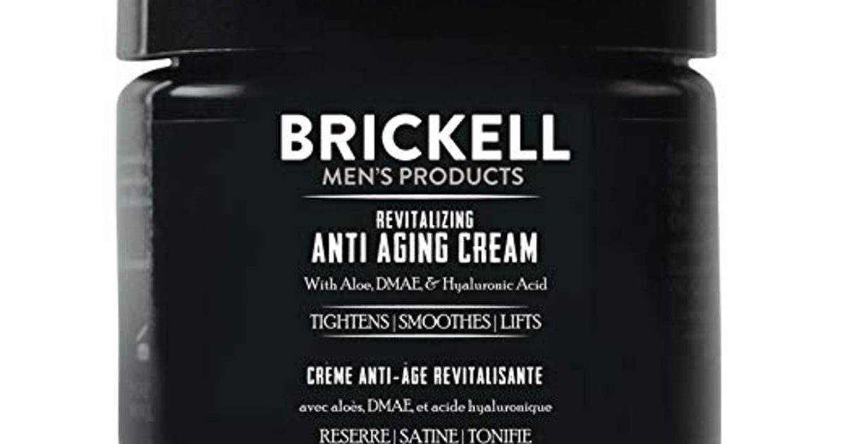 Transform Your Look With the Best Anti-Aging Cream for Men