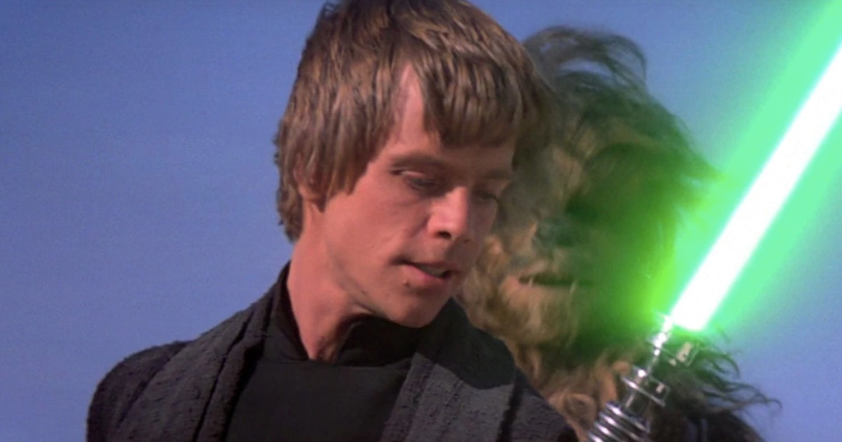 The Last Jedi Theory: Revenge of Luke Skywalker's Green Lightsaber