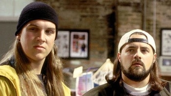 Jay and Silent Bob are in 'The Flash'! ... sort of.