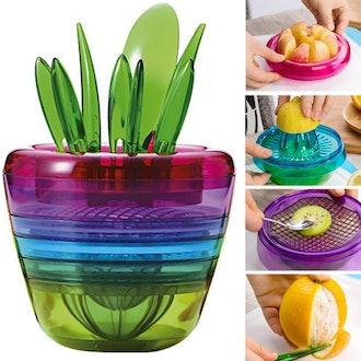 OLizee Creative Fruits Multi Kitchen Tool