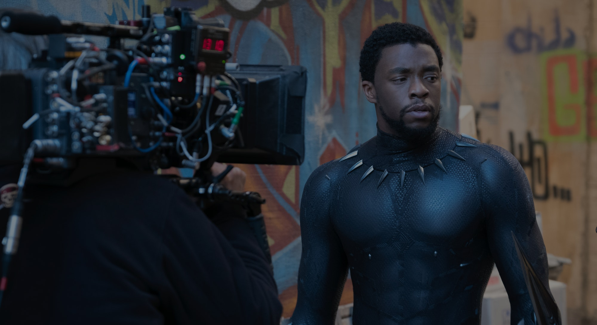 Black Panther S Necklace In The Movie Came And Went In The Comics