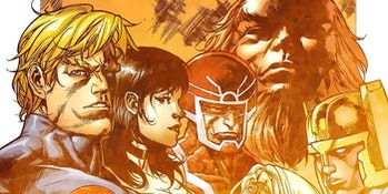 the eternals marvel comics