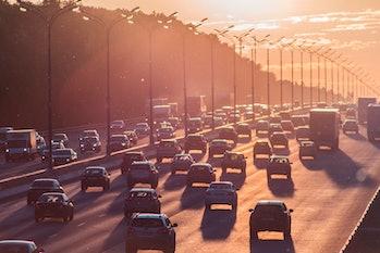 traffic highway