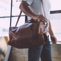 The WP Standard Men's Military Duffle Bag Is Both Rugged and Beautiful