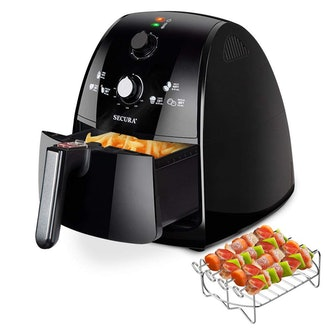 Secura 4.2-Qt. Electric Hot Air Fryer