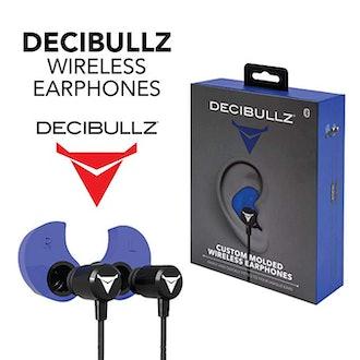 Decibullz Custom Molded Wireless Earphones
