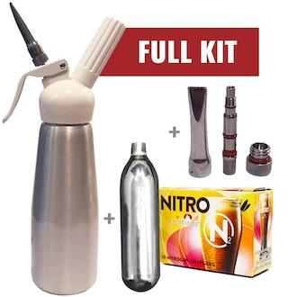 Nitro Coffee Kit by Market Knox