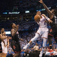 'Swarm A.I.' Predicts the NBA's Next Top Scorer: Russell Westbrook