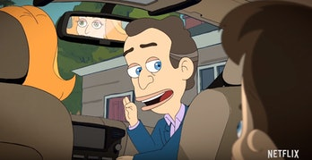 Nick's dad in 'Big Mouth'