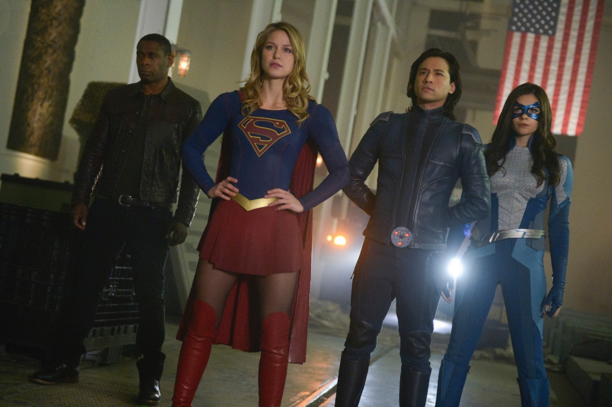 supergirl season 4 episode 13 kara jonn brainy nia