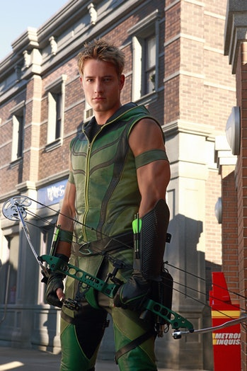 Smallville Green Arrow
