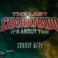 New 'Sharknado' Trailer Has a T-Rex, Dragon Shark, and Tara Reid Clone Army