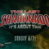 New 'Sharknado' Trailer Has a T-Rex, Dragon Shark, and Tara Reid Clone Army
